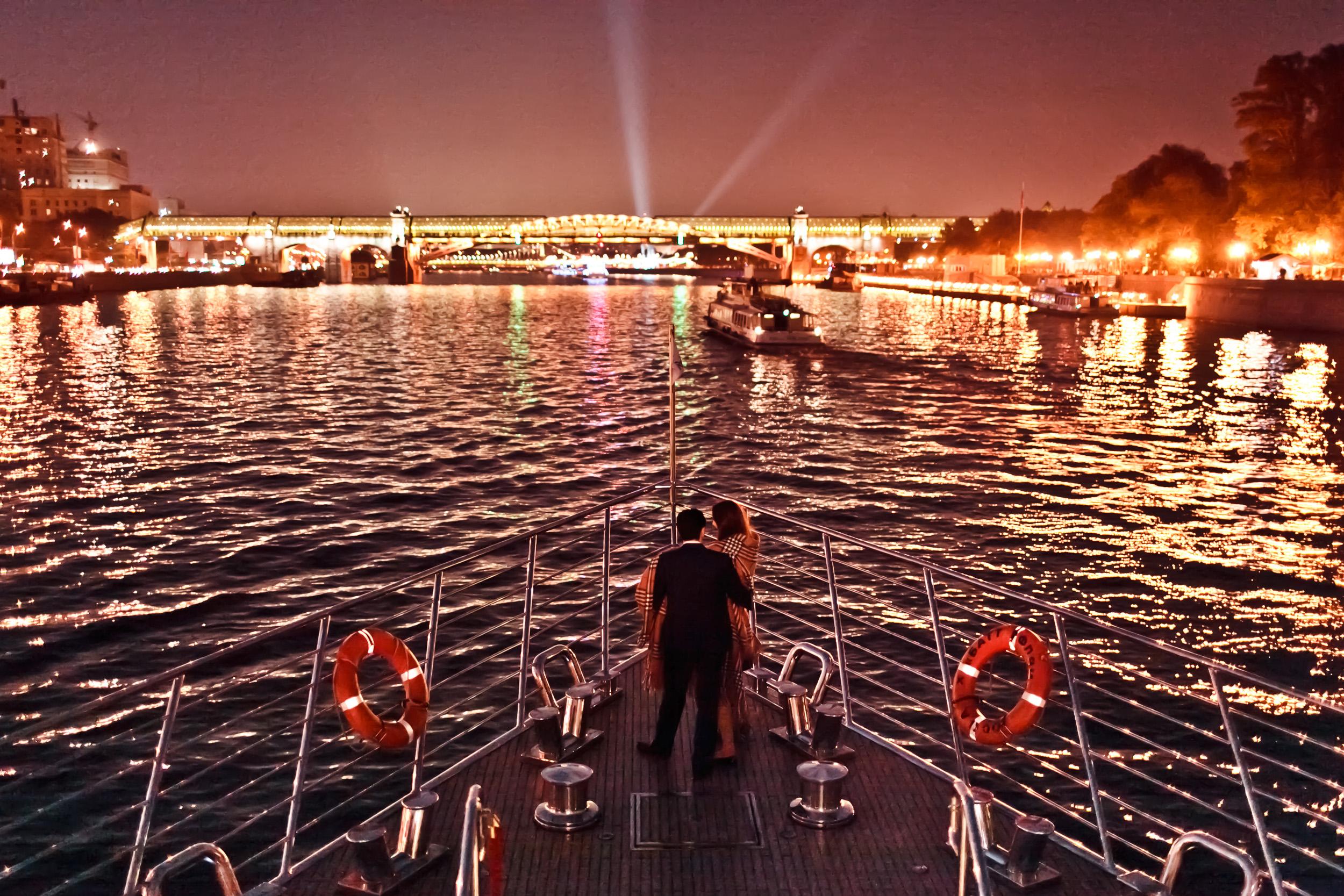 Флотилия «Рэдиссон Ройал» ждет туристов