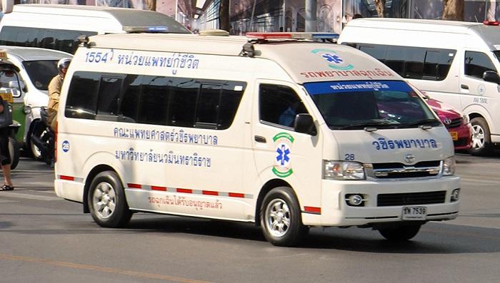 Нарынке Таиланда произошел взрыв, есть жертвы