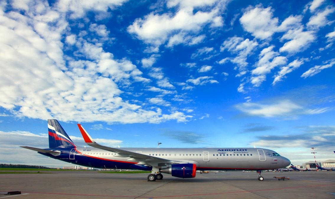 Виюне Аэрофлот запускает собственные межрегиональные рейсы