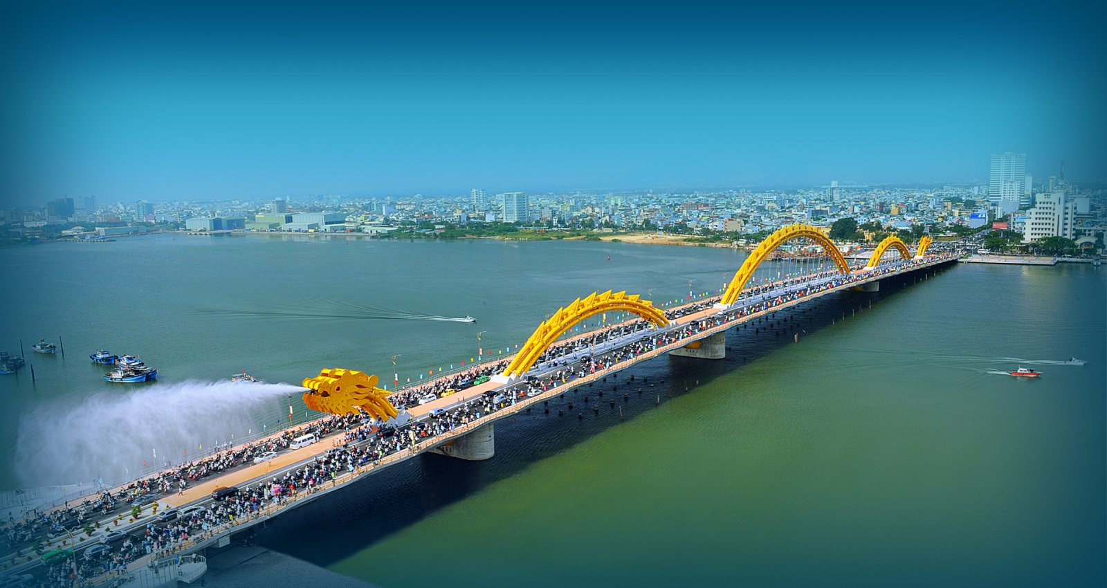 мост в дананге