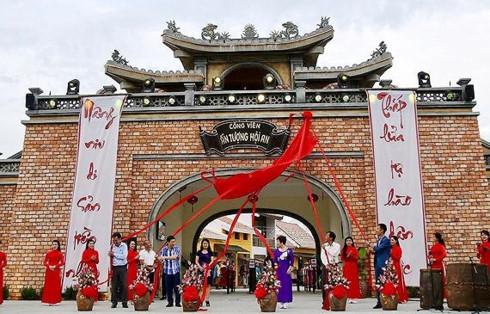 Официально открылся парк Hoi AnImpression ThemePark воВьетнаме