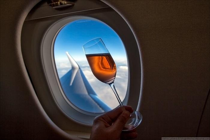 «Аэрофлот» запустит рейс Шереметьево-Шереметьево с дегустацией вин