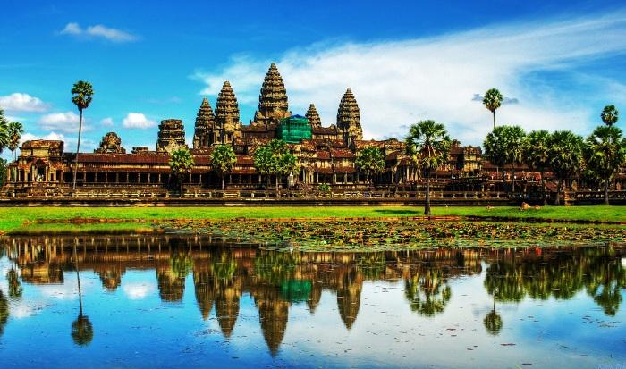 Музыкальная одиссея. Камбоджа