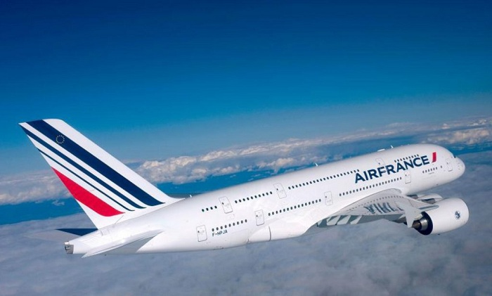 Air France отменяет рейсы из-за забастовки