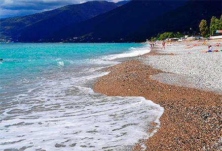 alean abkhazia 2 Абхазские пляжи