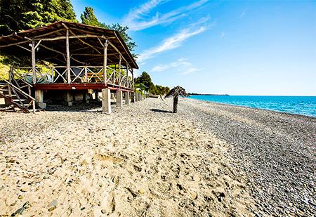 alean abkhazia 4 Абхазские пляжи