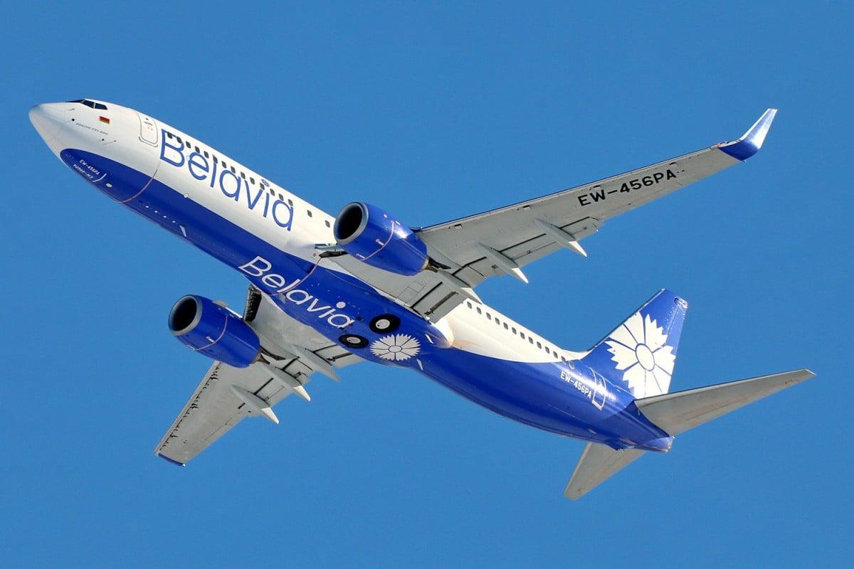 Белавиа возобновляет полёты из Минска в Самару и Екатеринбург