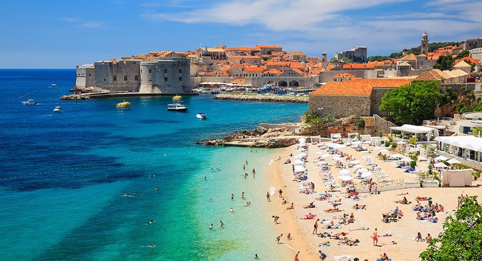 Хорватский Дубровник надва года радикально ограничит число туристов