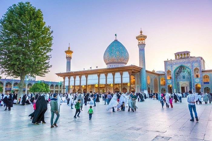 Иран объявил оготовности принимать группы туристов изРоссии без виз