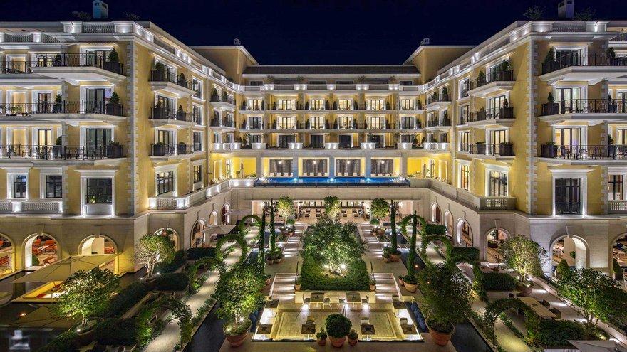 Melia запустит роскошный отель в Черногории