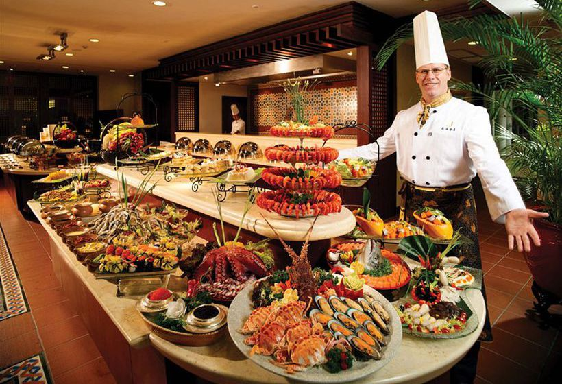 Ресторан в Турции