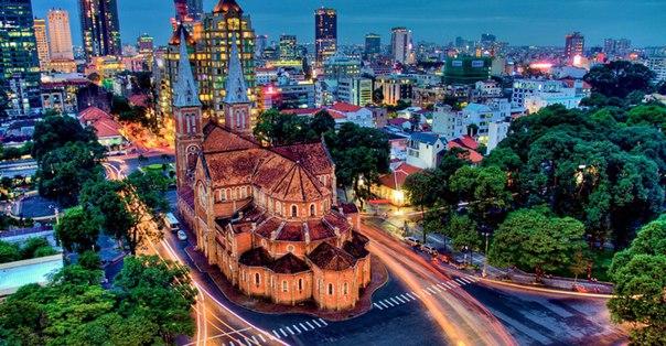 Захватывающий Вьетнам