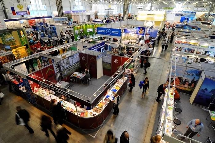 Делегация Рязанской области учавствует вXII Международной туристской выставке «Интурмаркет— 2017»