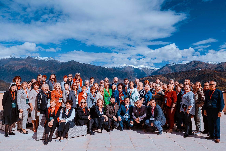 Курорт Красная Поляна представил программу «Зелёный путь» на Всероссийской конференции по устойчивому развитию