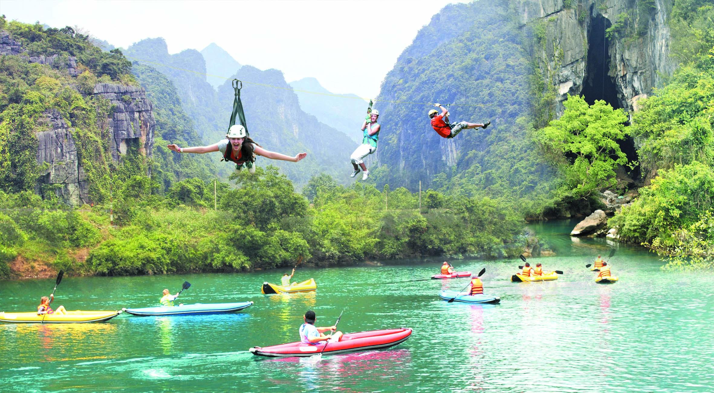 Во Вьетнаме построят самую длинную zip-line систему в мире